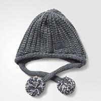 Теплая шапка-бини адидас Climawarm Chunky Peruvian AY7875