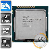Процессор Intel Pentium G2030 (2×3.00GHz/3Mb/s1155) б/у