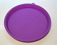 Форма силиконовая для торта диаметр 28 см.