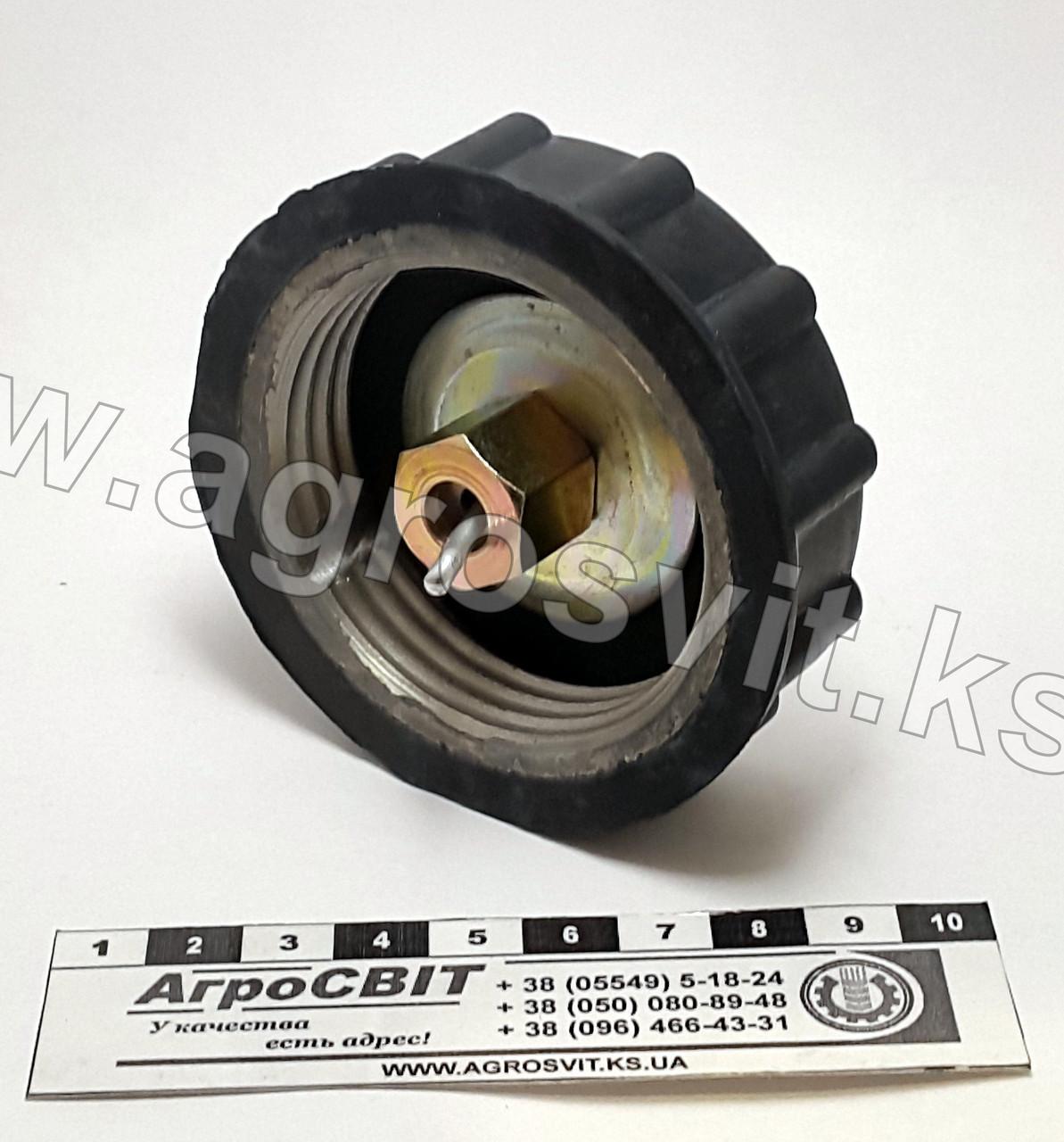 Пробка топливного бака МТЗ (стальная), кат. № 082-1103010