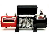 Электрическая лебедка Dragon Winch 8000HD
