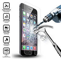 Защитное стекло 0.3 mm для iPhone 5/5S 9H LCD Premium Buff Tempered Glass
