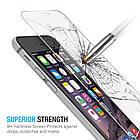 Защитное стекло 0.3 mm для iPhone 5/5S 9H LCD Premium Buff Tempered Glass, фото 3
