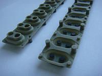 Резиновые ремкомплекты под клавиши Korg PA80, PA60, IS50, Nord Lead Electro 2, Roland EM-55, D50, D10