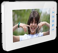 Відеодомофон Qualvision QV-IDS4737 WHITE