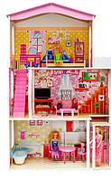 Игровой кукольный домик для Barbie