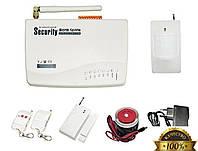 GSM беспроводная сигнализация 750