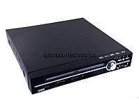Проигрыватель DVD 322, переносной DVD-плеер с пультом управления