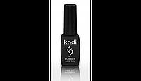 Rubber Base Gel Black Kodi - Черная каучуковая база (основа) для гель лака, 8мл.