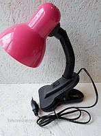 Лампа с прищепкой