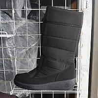 Жіночі зимові чоботи-дутіки