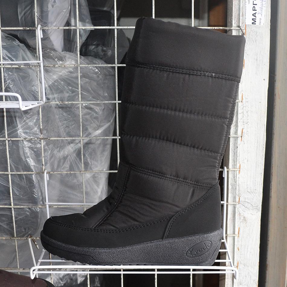 Переваги даної моделі жіночих зимових чобіт 83d295343a6fc
