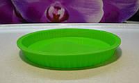 Форма силиконовая для торта диаметр 26 см.
