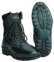 Ботинки SWAT BLACK