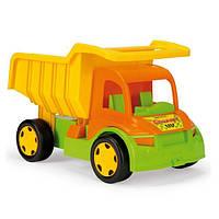 """Детская игрушечная машина Большой грузовик Wader серия """"Гигант"""" (65005)"""