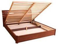 Кровать Мария(бук)с подъёмным механизмом