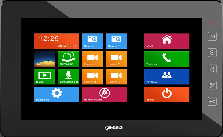 Відеодомофон Qualvision QV-IDS4A05