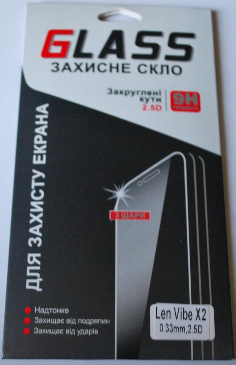 Закаленное защитное стекло для Lenovo Vibe X2, F1001