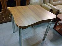 Стол Боня, хромированные ножки, фото 1