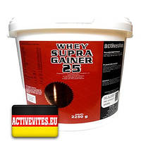 Гейнеры Activevites Whey Supra Gainer 25 2250 g