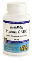 ГАБА (GABA) дозировка для детей, 100 мг 60 капсул