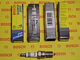 Свічки запалювання BOSCH, WR8LTC+, +4, 1.0, Super +, 0242235658, 0 242 235 658,, фото 2