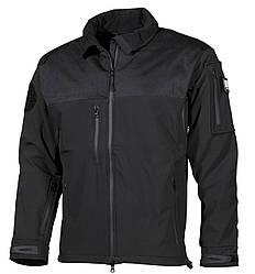 Куртка Soft Shell MFH Australia Black 03428A