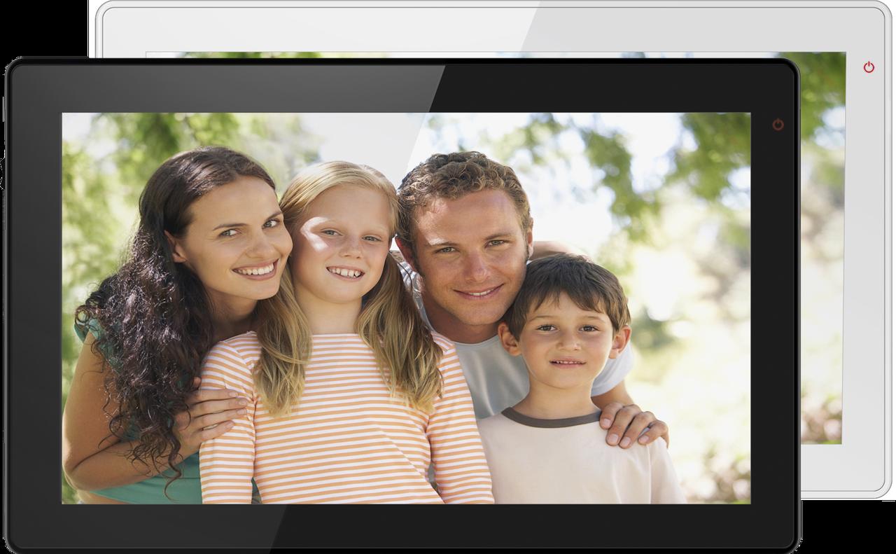 Відеодомофон Qualvision QV-IDS4A06 BLACK/WHITE