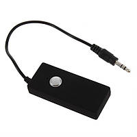 Receiver Wireless Bluetooth Stereo Hi-Fi A2DP Stereo Audio Adapter Connector 3.5mm