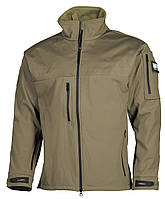 Куртка Soft Shell MFH Australia Coyote tan 03428R