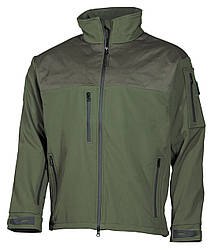 Куртка Soft Shell MFH Australia OD green 03428B
