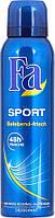 Дезодорант-спрей Fa Sport, 150мл
