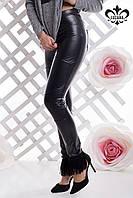 """Женские кожаные брюки """"Луис"""", фото 1"""