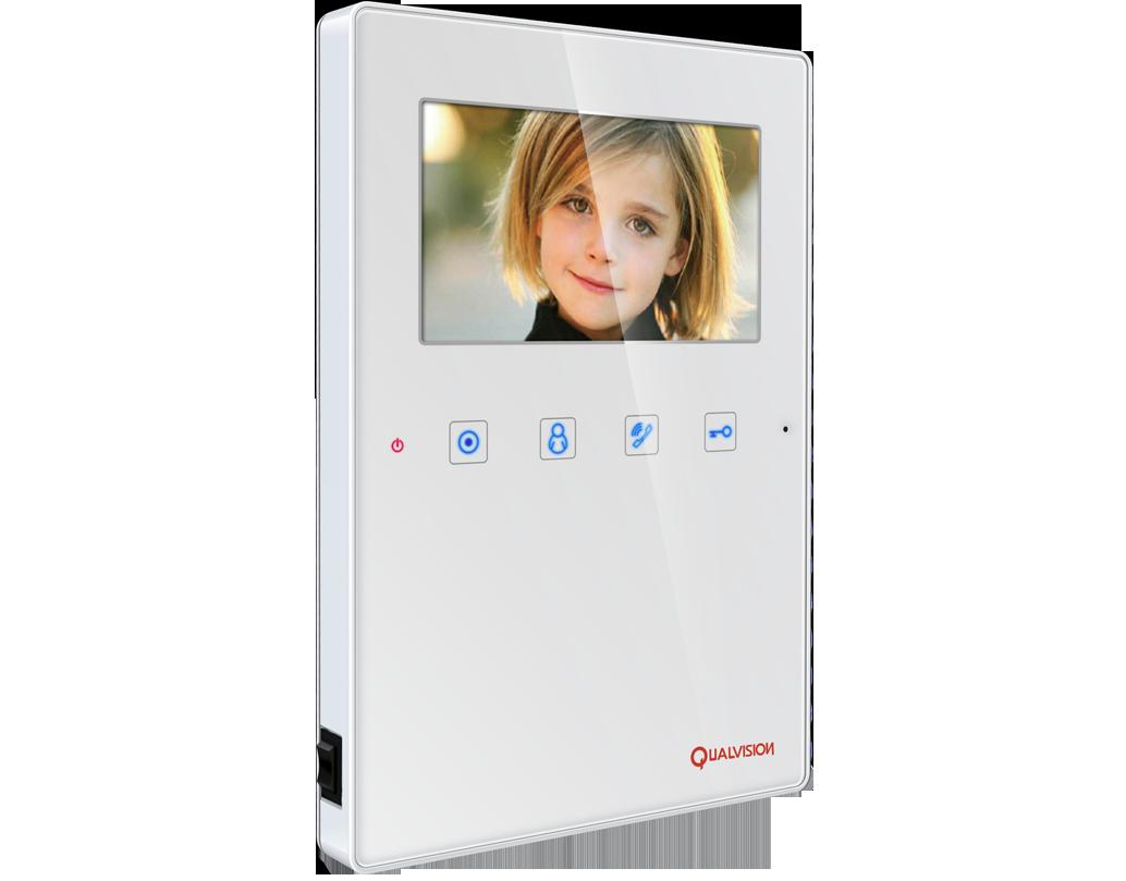 Відеодомофон Qualvision QV-IDS4407