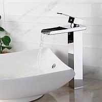Раковина накладная керамическая в ванную Rocio A8091.