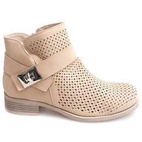 Стильные ботинки BEIGE