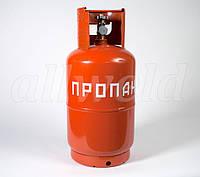 Продам баллон газовый 12 л (для дачи дома стройки 50 5 27 литров )