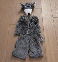 Карнавальный новогодний костюм Волка
