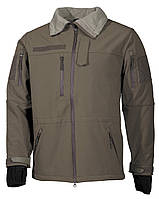 Куртка Soft Shell MFH High Defence Olive 03411B