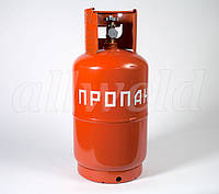 Баллон газовый пропановый 12 литров