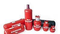 Баллон газовый пропановый (5 12 27 50 литров)