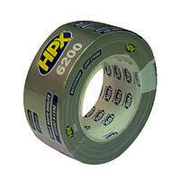 Армированная ремонтная лента 6200. HPX 48,0 х 0,30 мм, рулон 25 м, серебристый