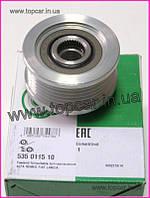 Шкив генератора Fiat Doblo I 1.9Jtd  INA Германия 535 0115 10