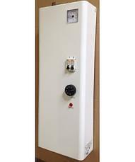 Котел электрический Днипро КЭО-М 9 кВт с насосом, фото 3