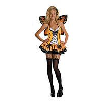 Красивый костюм бабочки