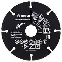 Круг отрезной Bosch по дереву 2608623012 115 мм х 22,23 мм (2608623012)