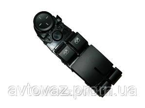 Блок управління склопідйомниками ВАЗ 2170, ВАЗ 2171, ВАЗ 2172 Пріора c джостиком 2 кнопки Ітелма
