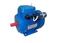 Электродвигатель однофазный 0,55 кВт 1500 об/мин АИРУТ71А4 220 В  Электромотор