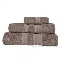Полотенце махровое Casual avenue London warm gray 50х90 см