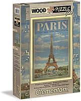 Пазл под дерево Clementoni Париж 500 элементов (37036)